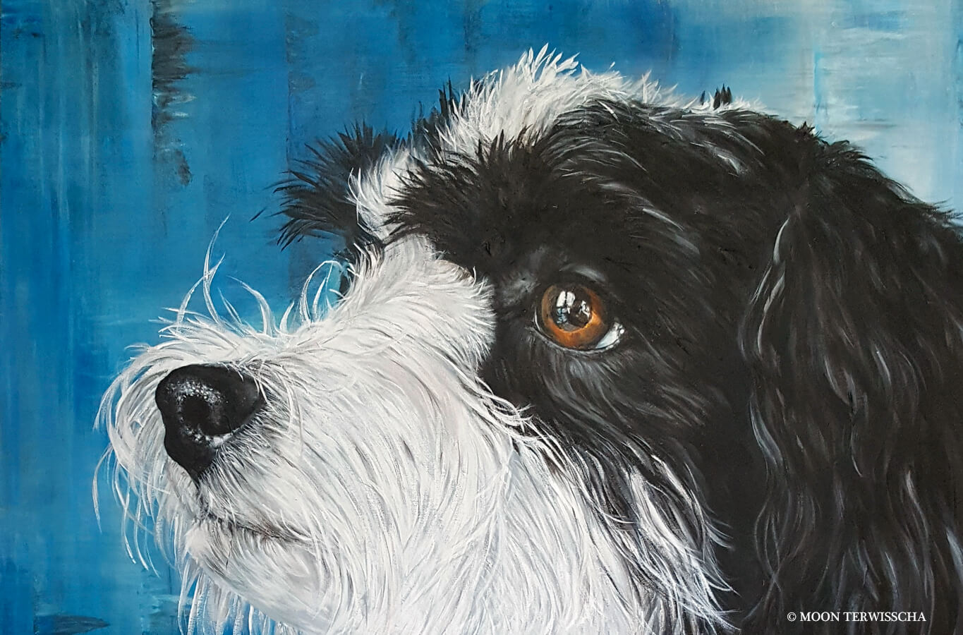 Fine art dog portrait dog portraits for Where to buy fine art